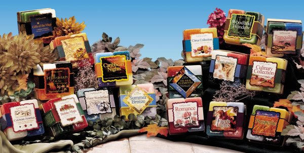 Crystal Journey Candles Gift Sets!